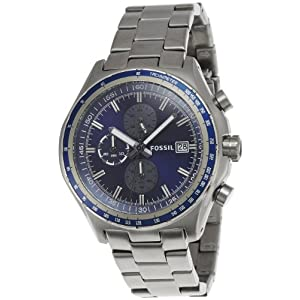 Fossil Dylan CH2731 Blue Dial Men's Watch