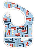 Bumkins Starter Bib, Fire Engine