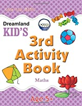 3rd Activity Book - Maths (Kid's Activity Books)