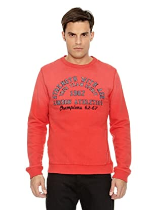 Pepe Jeans London Sudadera Champ (Rojo)