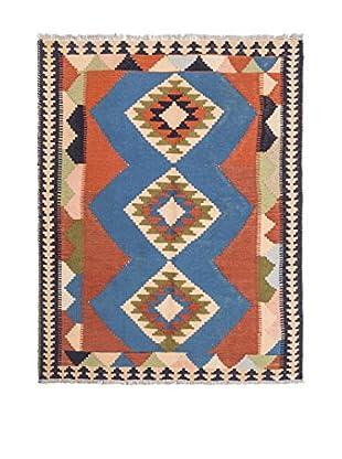 NAVAEI & CO. Teppich mehrfarbig 160 x 125 cm