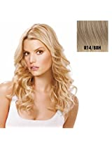 "16"" Fine Line Synthetic Extensions by Jessica Simpson hairdo R14-88H AD"