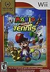 Mario Power Tennis (Nintendo Wii) (NTSC)