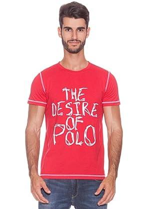 Giorgio Di Mare Camiseta Hartford (Rojo)