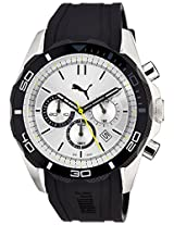 Puma Analog White Dial Men's Watch - PU103191002