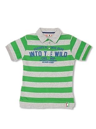CKS Kids BOYS Polo Lavandula (Verde)