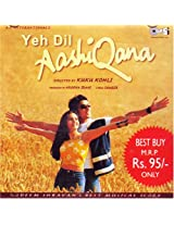 Yeh Dil Aashiqana (Hindi / Indian Music / Bollywood Cinema Songs CD)