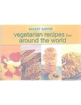 Around the World - Vegetarian Recipes
