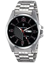 Optima Analog Black Dial Men's Watch - FT-ANL-2504