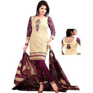 Priyankas Salwar Suits-Clothing-Sharnam Art