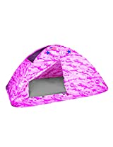 Pacific Play Tents Bed Playhouse, Pink Camo
