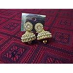 Gold Traditional Dangle & Drop Earring