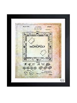 Oliver Gal Monopoly, 1935 Framed Giclée
