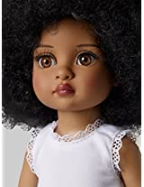 "2014 Basic 10"" Trixie Ethnic Friend of Patsy Tonner Doll BEAUTIFUL Ethnic Doll THINK CHRISTMAS!"