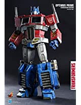 Hot Toys Tf001 The Transformers Generation 1 Optimus Prime Starscream Version Special Edition