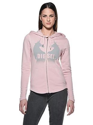 Diesel Sweatshirt Fruzy (Rosa)