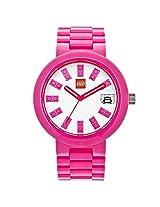 Lego Lego Brick Pink Adult Watch (9007484) - 9007484