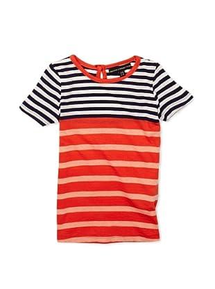 French Camiseta Gilchrist (Azul / Rojo)