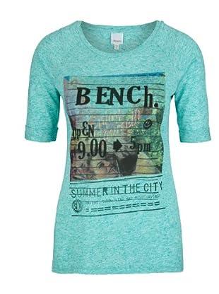 Bench T-Shirt Thardor (pool green)