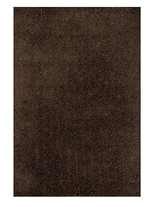 Loloi Rugs Fresco Shag Rug (Mocha)