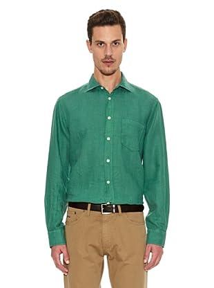 Tenkey Camisa Massachusetts (Verde)