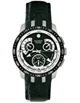 Swatch Chronograph Black Dial Men's Watch - YRS413