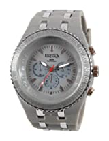 Exotica Grey Dial Analogue Watch for Men (EF-01 Grey-PL)
