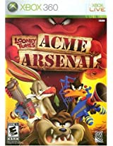 Looney Tunes: Acme Arsenal - Xbox 360