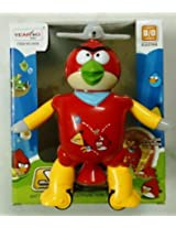 AndAlso Dancing Spinning Robot Toy Mean Birdie