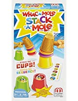 Whac-A-Mole Stack-A-Mole