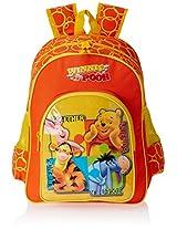 Disney Polyester 40.64 cms Children's Backpack (AGKRBG1047486)