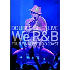 【クリックで詳細表示】Amazon.co.jp | DOUBLE BEST LIVE We R&B (通常/Standard盤) [DVD] DVD・ブルーレイ - DOUBLE