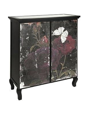 Floria Glass Door Cabinet