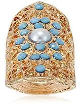 Addons Ring for Women (RVSD-000034631 BLU)