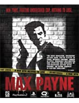 Max Payne by Rockstar Games - Windows 2000 / 95 / 98 / Me (ESRB Rating: Mature)