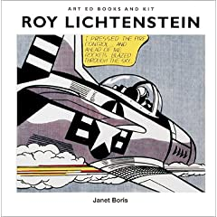 Art Ed Books and Kit: Roy Lichtenstein (Art ed Kits)