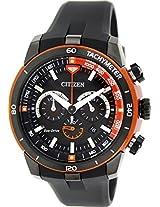 Citizen Analog Black Dial Men's Watch - CA4154-07E