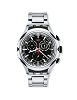 Swatch Xlite YYS4000AG Black Analogue Watch - For Men