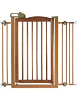 Richell One-Touch Pet Gate in Autumn Matte