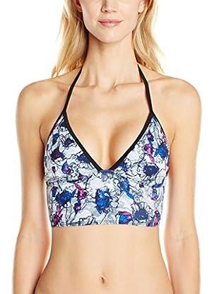 Oakley Sujetador de Bikini Rem Sc Midkini Wildflower