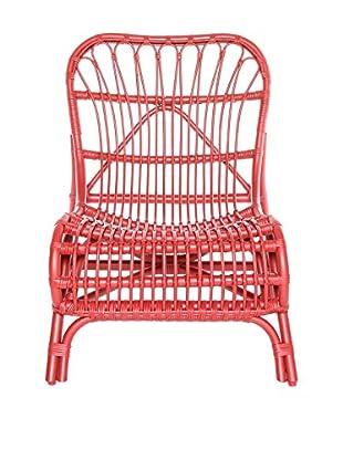 Co.Import Silla Rojo