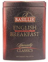 Basilur Specialty Classic Loose Tea, English Breakfast, 100g