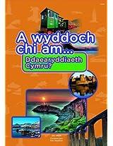 A Wyddoch Chi am Ddaearyddiaeth Cymru? (Cyfres a Wyddoch Chi)