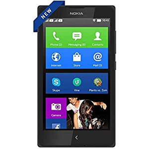 Nokia X Plus (Black, Dual SIM)