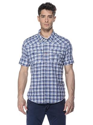 Zu-Elements Camisa Clark (Azul)