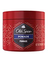Old Spice Spiffy Sculpting Pomade 2.64 Oz, 2.640-Fluid Ounce