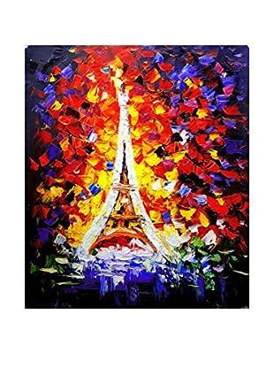 LegendArte  Wandbild Verrückte Nächter in Paris