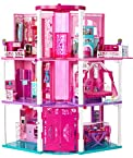 Pink Barbie Dream Doll House for Kids