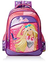 Barbie Violet Children's Backpack (EI-MAT0026)