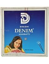 Shashi Denim Bamboo Incense Sticks (14, 25 cms, Black)
